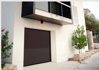 Porte de garage Secto'Rol F100