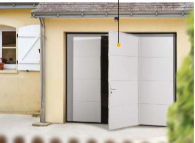 Porte de garage Secto'Rol F140