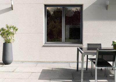 Fenêtres et portes fenêtres alu