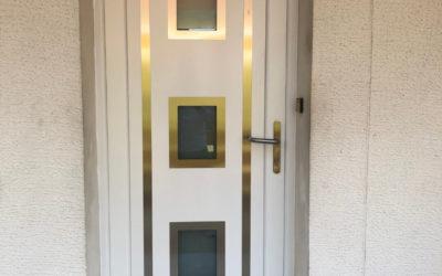 Porte d'entrée en Alsace, notre gamme à votre service